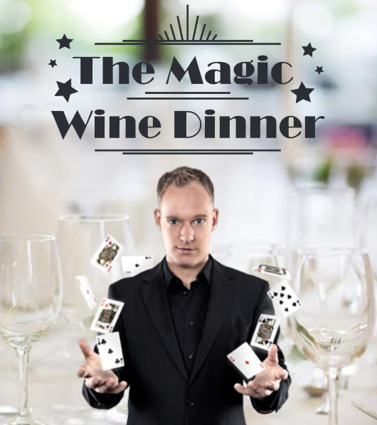 Magic Wine & Dine