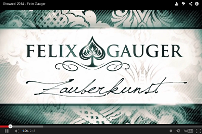 Neues Showreel